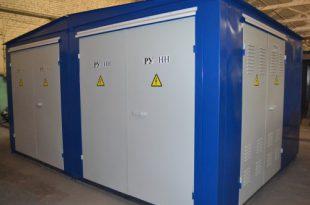 Подстанция 2КТП-П(Т) 400/10(6)/0.4