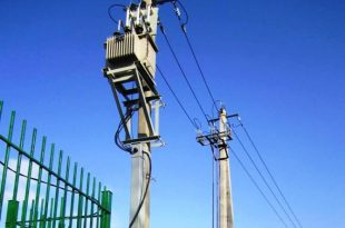 Столбовая трансформаторная подстанция СТП 40/10(6)/0.4
